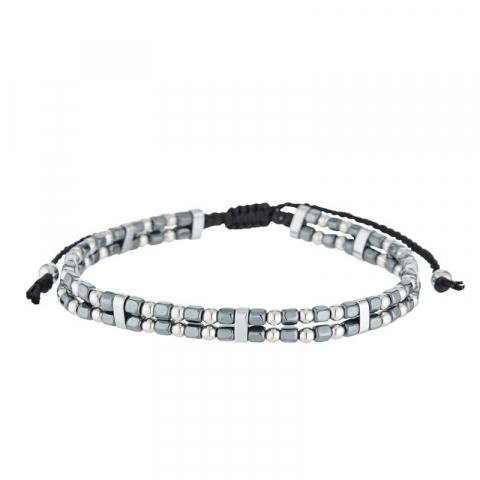 "Bracelet ""Idai"" Silver -..."