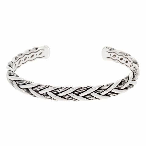 """Bracelet """"Brek"""", Argent 925..."""