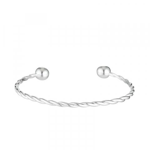 "Bracelet ""Chem"", Argent 925..."