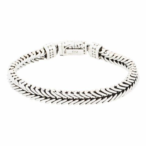 "Bracelet ""Idan"", Argent 925..."