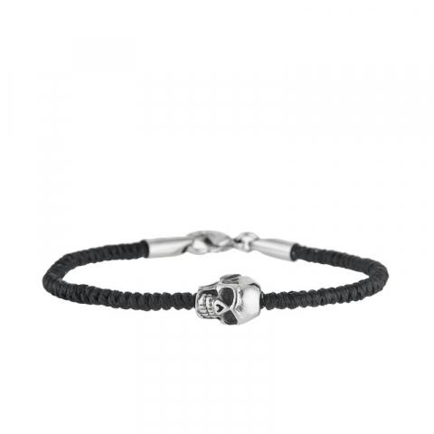 "Bracelet ""wax and skull"" -..."