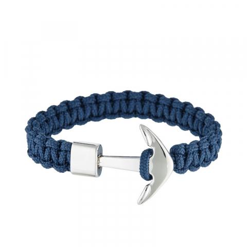"""Bracelet en acier """"Anchora""""..."""