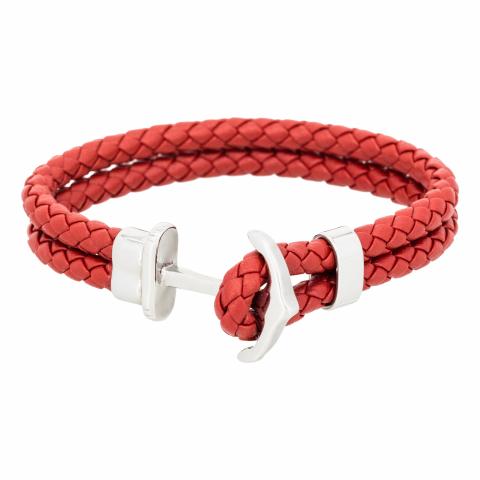 "Bracelet en acier ""Anchor""..."