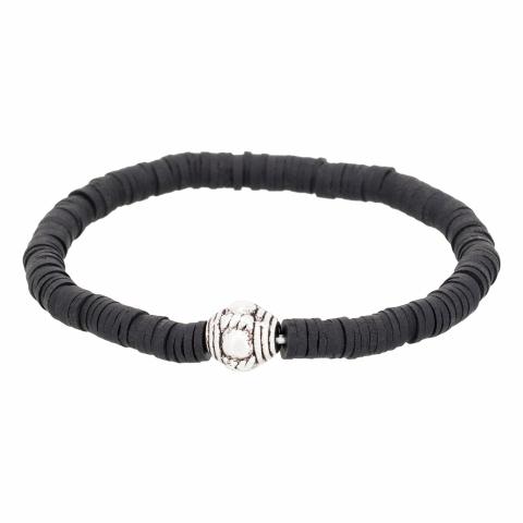 """Bracelet ajustable """"Smoky""""..."""